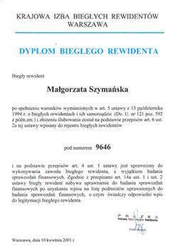 dyplom_bieglego_rewidenta_MSzymanska